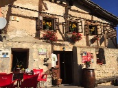 A tavern along the Camino